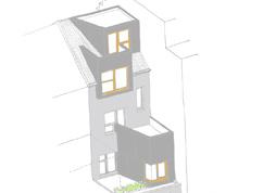 Rénovation basse énergie d'un Hôtel de Maître à Saint-Gilles