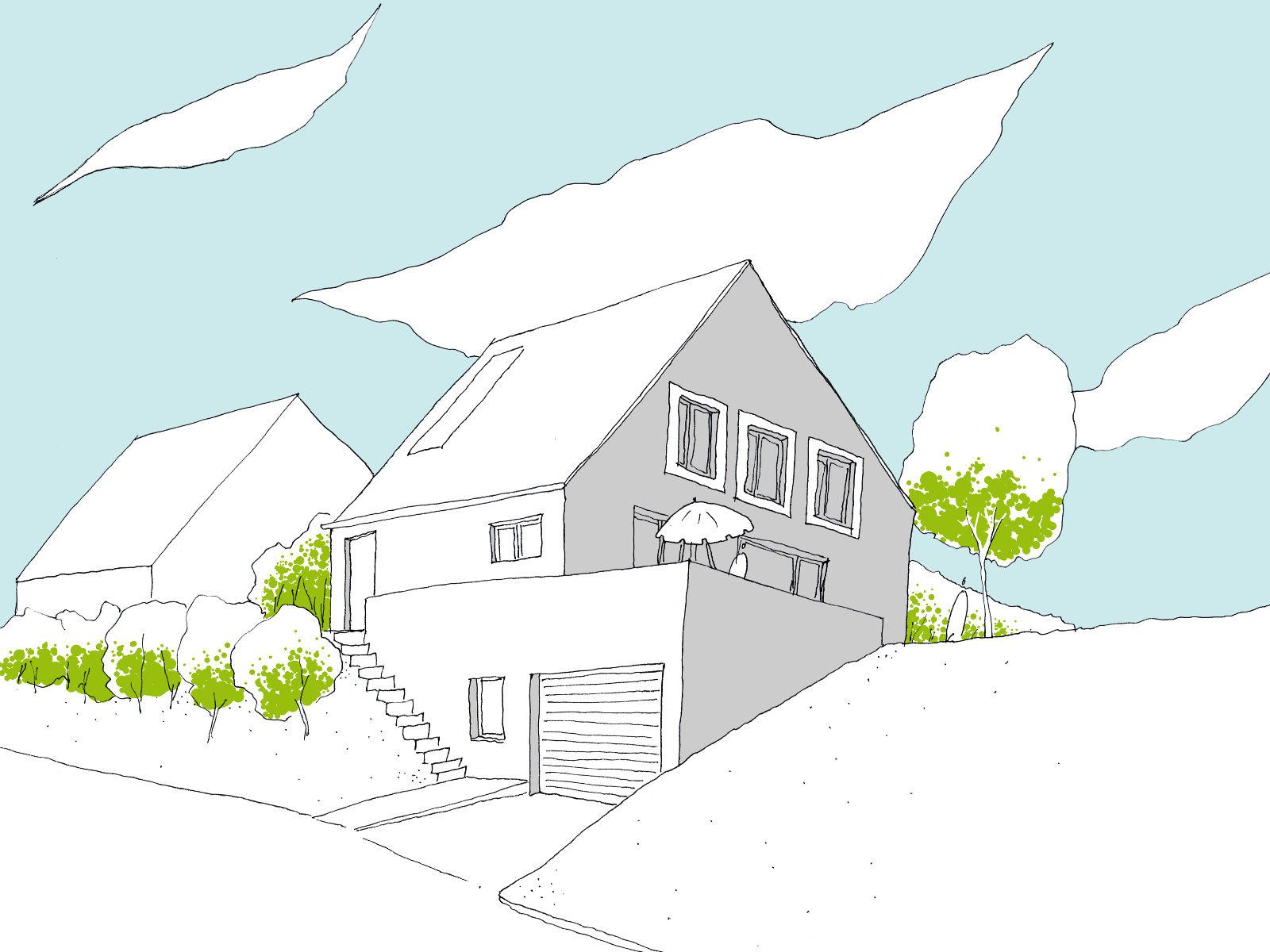 Construction d'une maison passive à Hasselt