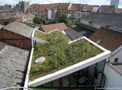 Rénovation basse-énergie d'une maison de quartier