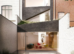Rénovation passive à Tournai