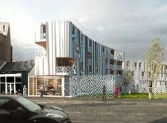 Projet Masui : Construction de 10 logements sociaux passifs