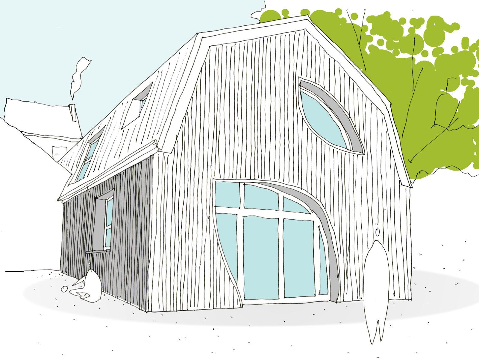 Eco-rénovation d'un logement basse énergie